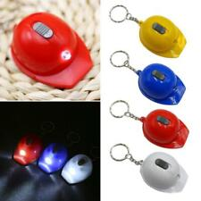 Safety Helmet Type Bottle Opener Beer Knock Led With Light Keychain With Light