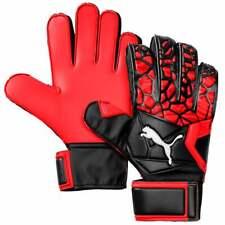 Puma Future Grip 19.4 Goalkeeper Gloves Mens Soccer Cleats     - Red