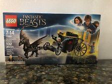 NIB LEGO Fantastic Beast's Grindelwald's Escape 75951 Standard-Free Shipping-!!!