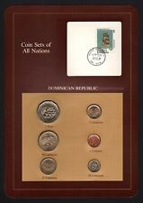Coin Sets of All Nations: Dominican Republic