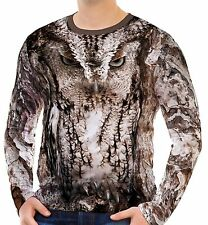 Cotton Blend Graphic Stretch Big & Tall T-Shirts for Men