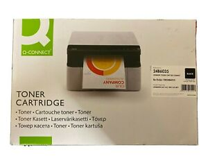 Q-Connect Compatible Toner Cartridge Lexmark M1145 XM1145MFP  24B6035 16K