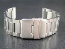 Super diseñado Correa de Acero Pulsera Para OMEGA SEAMASTER SPEEDMASTER Reloj 20mm