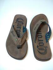 Corona Beer Men's Thong Sandals Fits Men's 9-11 Shoe Size