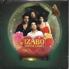 CD CARTONNE CARDSLEEVE COLLECTOR 12T IZABO SUPER LIGHT NEUF SCELLE FRANCE 2008