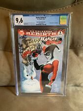 Harley Quinn #1 (Holiday Edition) CGC 9.6 Comic Book Slab
