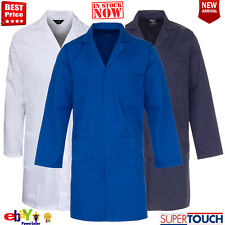 Lab Coat Hygiene Food Industry warehouse Laboratory Doctors Medical coat