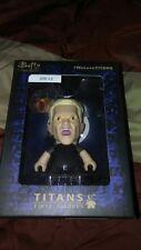 "Buffy the Vampire Slayer Titans Vinyl Figure Spike 4.5"" NIB"