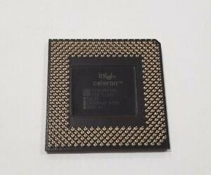 Intel Celeron FV524RX400 400Mhz CPU Vintage
