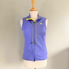 Adidas Women's Purple Running Vest, Small