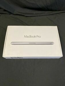 "GENUINE APPLE MacBook Pro A1278 13.3"" 2015 EMPTY BOX ONLY - (7257)"