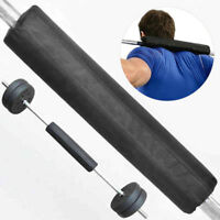 Chic Olympic Foam Barbell Bar Rest Pad for Squat Weight Lifting Back Shoulder #F