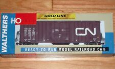 WALTHERS 932-7106 GOLD LINE GUNDERSON 50' HI-CUBE PAPER BOXCAR CANADIAN NATIONAL