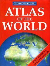Atlas of the World.