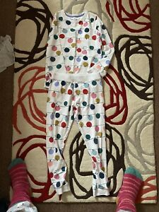 Marks And Spencer Christmas Pyjamas 9-10 Years