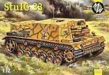 1/72 StuIG-33, German WWII self-propelled gun - Military Wheels 7249