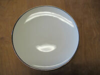 "Noritake Ivory China IVONNE 7522 Dinner Plate 10 1/2"" Coupe   11 available"