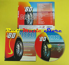 CD '80 DISCO compilation ENOLA TWO HUMAN GROUP PLANET (C9) no lp mc dvd vhs