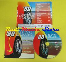 CD '80 DISCO compilation ENOLA TWO HUMAN GROUP PLANET (C9) no lp mc dvd vhs