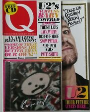 Subscribers edition 2011 Q Magazine & promo CD U2 Ahk-toong Bay-bi Achtung Baby