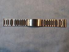 NOS Accutron 'IRON MAN' Stainless Steel WATCH BRACELET 17mm 18mm 19mm 11/16