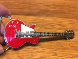 RARE GUITAR BELT BUCKLE  🎸 40 YEARS OLD!!