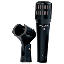 Audix i5 Dynamic Instrument Microphone NEW i-5