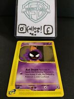 POKÉMON EXPEDITION COMMON GASTLY 109/165 NM- ENG