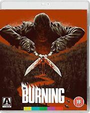 The Burning Dual Format [Blu-ray] [DVD][Region 2]