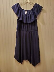 Justice girls Dress- Size 14