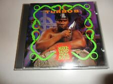 CD make way for the Maniac di Turbo B (1993)