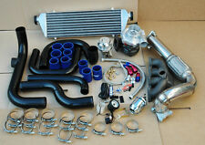 B16 B18 TURBO KIT FOR 92-95 96-00 CIVIC 93-97 DELSOL 94-01 INTEGRA BOLT ON COMBO