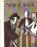 1950 New Yorker Mar 11 - Rainbow drinks at the Bar