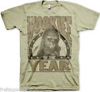 STAR WARS CHEWBACCA T-Shirt camiseta cotton officially licensed