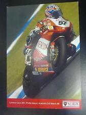 Xerox Ducati WSB Team 2006 #57 Lorenzo Lanzi (I)