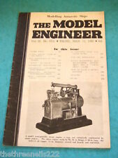 THE MODEL ENGINEER - ANTARCTIC SHIPS - MARCH 12 1942 VOL 86 #2131