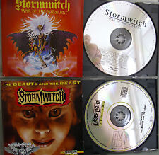 Stormwitch- War of the Wizards-1992/ Beauty and the Beast- Laserlight 91- 2 CDs