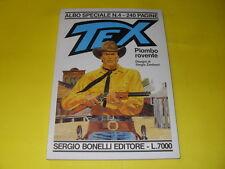 ALBO SPECIALE N.4 TEX PIOMBO ROVENTE - ED.BONELLI - 1991