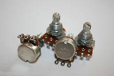 4 x Alpha Poti Potentiometer 500 Kohm A Log klein Bauform 9,99 mit Versand Strat