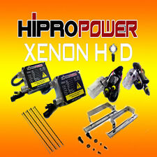 H1 5000K XENON HID LIGHT BULBS+BALLAST CONVERSION KIT
