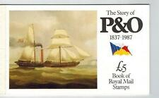 DX8 PRESTIGE BOOKLET STORY OF P&O STAMPS