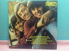 THE MONKEES SELF TITLED S/T LP Vinyl Record Colgems COM-101. Mono