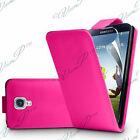 Etui Coque Housse Simili Cuir Samsung Galaxy S4 i9505/ Value Edition I9515