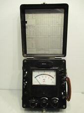 altes Messgerät / Siemens & Halske / Siemens / Voltmeter / Amperemeter