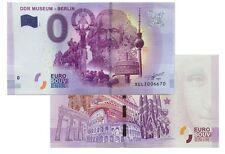 DDR Museum 2017-1 (Karl Marx) Null Euro Souvenirschein | € 0 Euro Schein Billet
