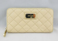 DKNY KARAN in Beige Quilted Leather Wallet   Msrp $108.00  *PRICE REDUCED*