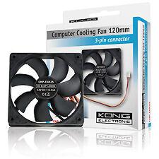 CPU Fan, Computer Fan Ventilator Systeem Koeler 120 X 120 X 20 mm
