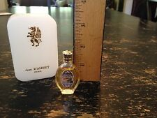 "Vintage Casaque Miniature Parfum by Jean D'Albret 2""  Tall 1960's Perfect!"