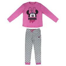 : Tuta a Pois Rosa-Grigia : : Disney Minnie Mouse