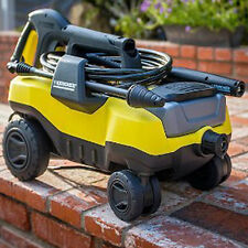 Electric Power Pressure Washer 4 Wheel Outdoor Garden Car RV Cleaning Equipment